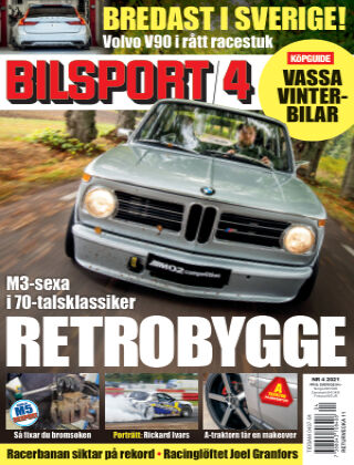 Bilsport 2021-02-25