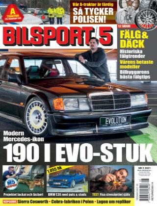 Bilsport 2021-03-18