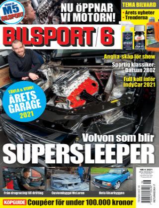 Bilsport 2021-04-08