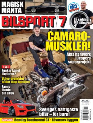 Bilsport 2021-04-29