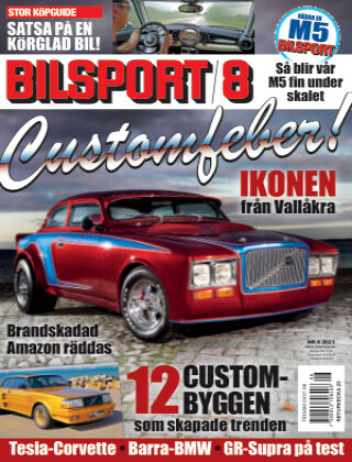 Bilsport 2021-05-17
