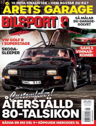 Bilsport 2021-06-10