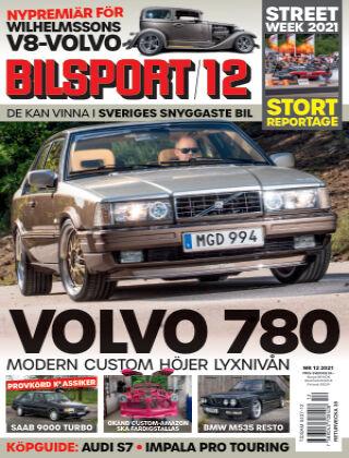 Bilsport 2021-08-12