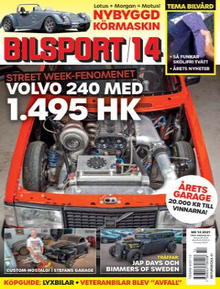 Bilsport 2021-09-23