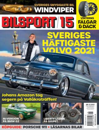 Bilsport 2021-10-14