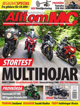 Allt om MC 2016-02-25
