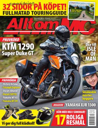Allt om MC 2016-03-24