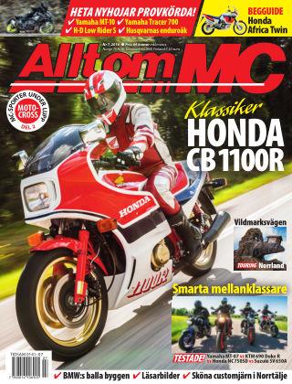 Allt om MC 2016-08-04
