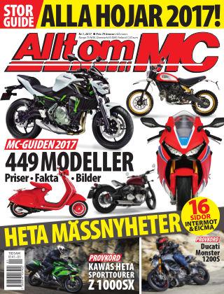 Allt om MC 2016-12-15