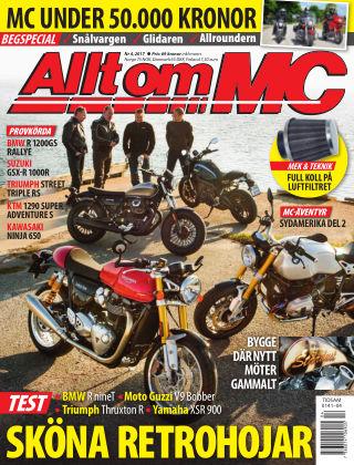 Allt om MC 2017-03-30