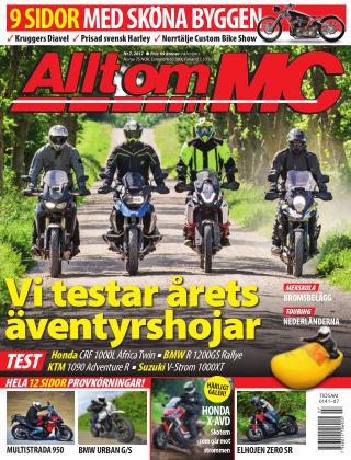 Allt om MC 2017-08-03