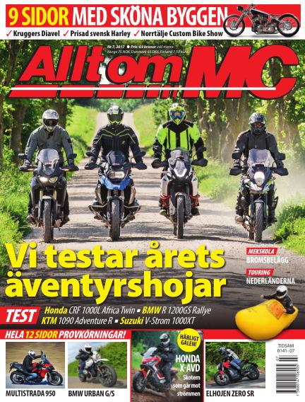 Allt om MC August 03, 2017 00:00