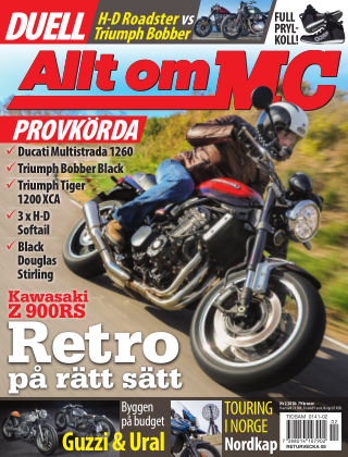 Allt om MC 2018-01-18