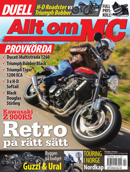 Allt om MC January 18, 2018 00:00