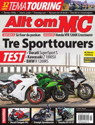 Allt om MC 2018-02-22