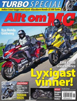 Allt om MC 2018-06-12