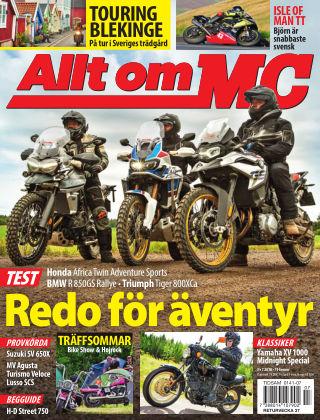Allt om MC 2018-08-02