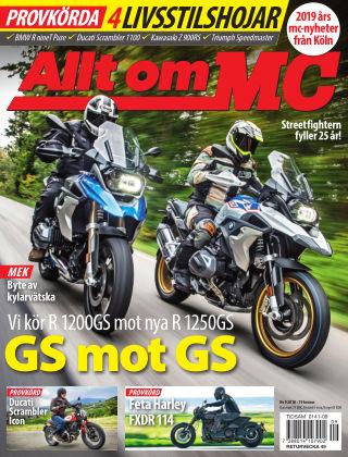 Allt om MC 2018-10-25