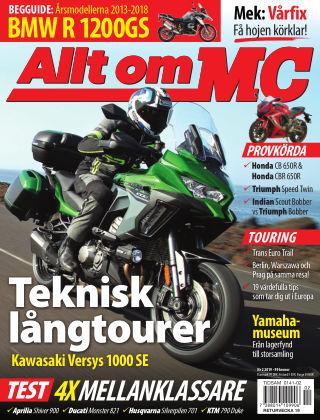 Allt om MC 2019-03-14