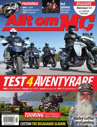 Allt om MC 2019-05-09