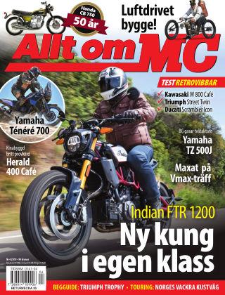 Allt om MC 2019-07-04
