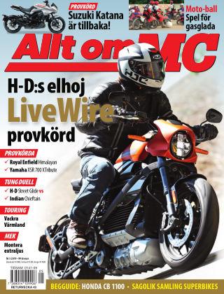 Allt om MC 2019-09-03
