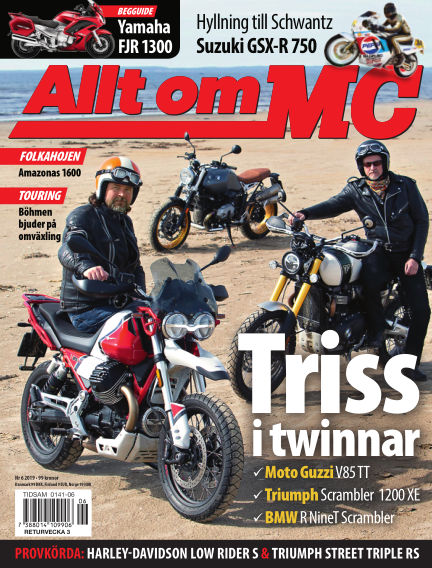Allt om MC October 24, 2019 00:00