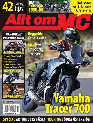 Allt om MC 2020-03-12