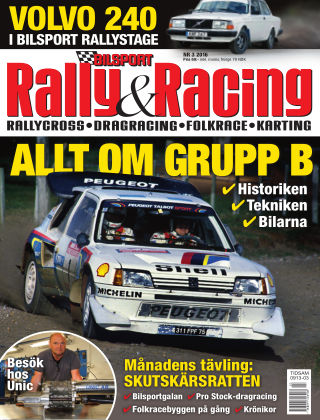Bilsport Rally & Racing 2016-02-25