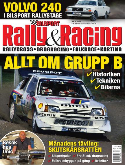 Bilsport Rally & Racing February 25, 2016 00:00