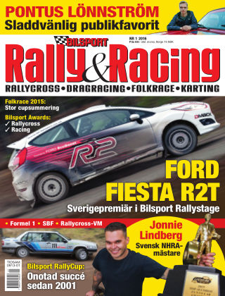 Bilsport Rally & Racing 2015-12-17