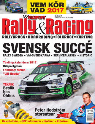 Bilsport Rally & Racing 2017-03-09