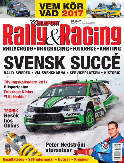 Bilsport Rally & Racing March 09, 2017 00:00