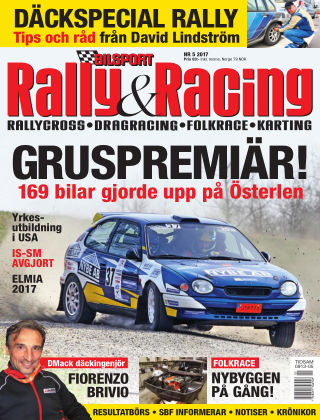Bilsport Rally & Racing 2017-05-04