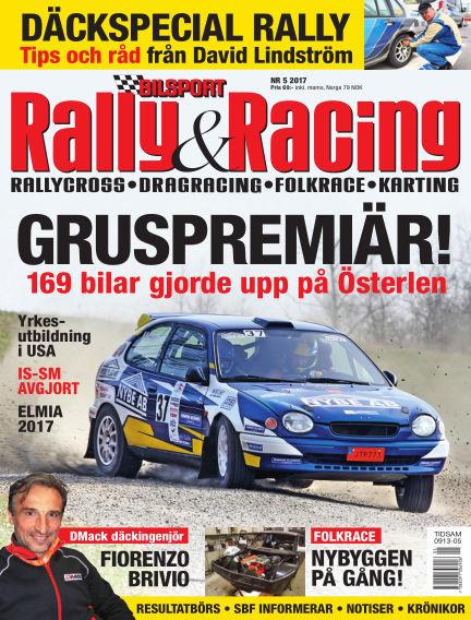 Bilsport Rally & Racing May 04, 2017 00:00