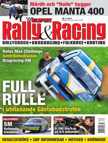 Bilsport Rally & Racing June 29, 2017 00:00