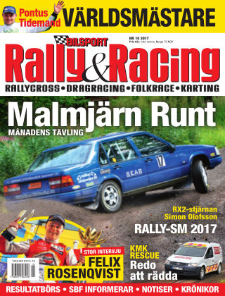 Bilsport Rally & Racing 2017-09-28