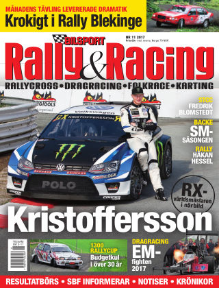 Bilsport Rally & Racing 2017-10-26