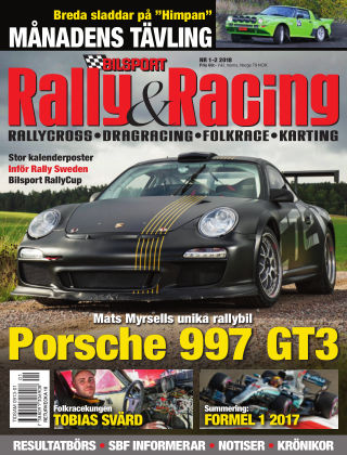 Bilsport Rally & Racing 2017-12-21