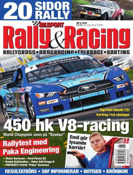 Bilsport Rally & Racing May 31, 2018 00:00