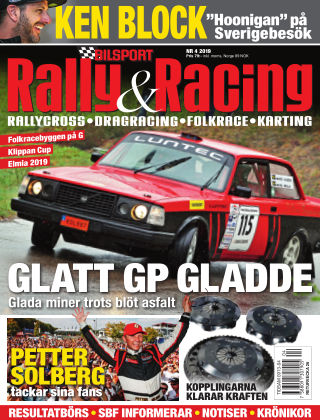 Bilsport Rally & Racing 2019-05-23