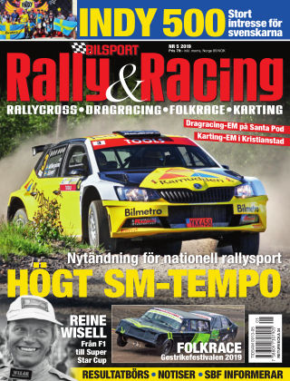 Bilsport Rally & Racing 2019-06-27