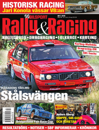 Bilsport Rally & Racing 2019-10-03