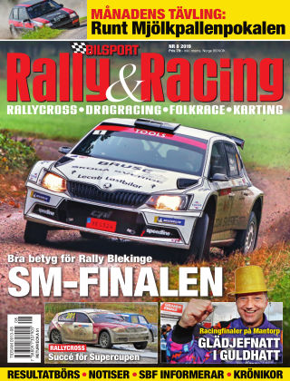 Bilsport Rally & Racing 2019-11-14