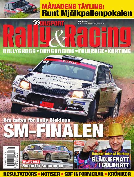 Bilsport Rally & Racing November 14, 2019 00:00