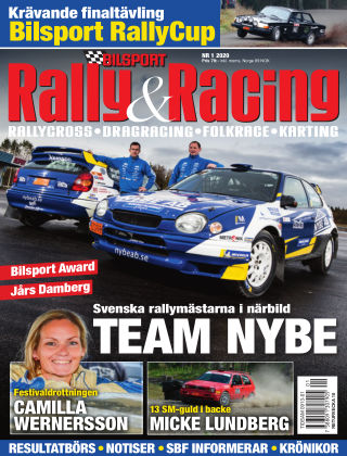 Bilsport Rally & Racing 2019-12-19