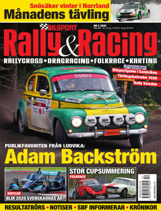 Bilsport Rally & Racing 2020-03-05