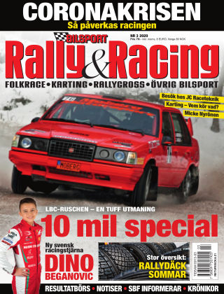 Bilsport Rally & Racing 2020-04-16