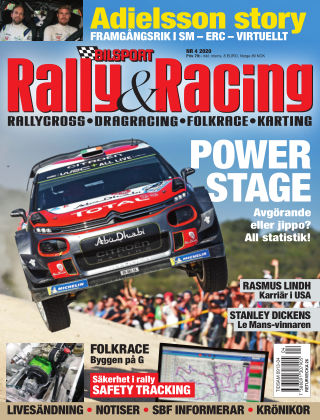 Bilsport Rally & Racing 2020-05-20