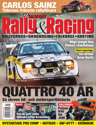 Bilsport Rally & Racing 2020-06-25